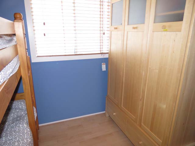Other side of bedroom #2.