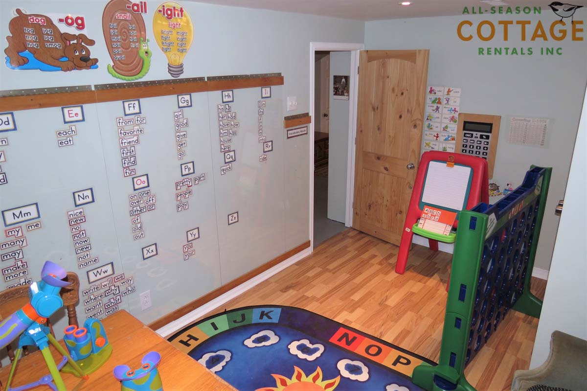 Quiet play area/ classroom