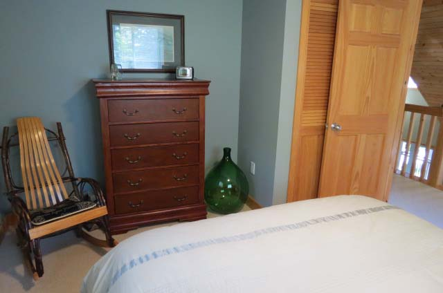 Other side of bedroom #3