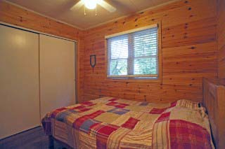 Bedroom #3 in the main cottage