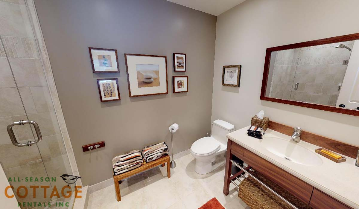 Washroom #3 is located upstairs (3PC with shower)