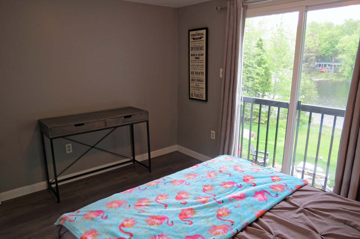 Other side of bedroom #1